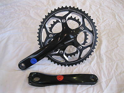 Shimano RS500 11 Speed Compact (50-34) Crankset (never used)