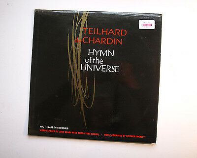 TEILHARD de CHARDIN. 'Hymn of The Universe' Vol 1 'Mass on The World' -Excellent