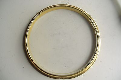 Glass and surround for a Barometer parts or repair