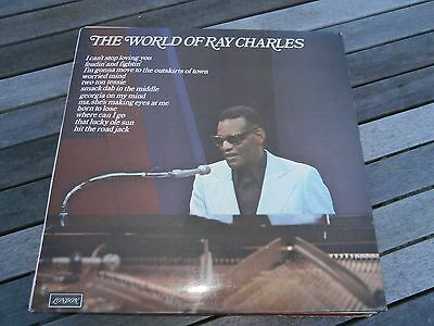 Ray Charles - The World of Ray Charles - LP - London