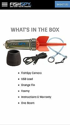 FishSpy And  Stand And Case
