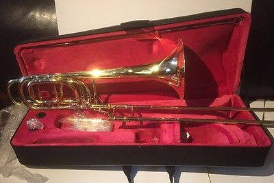 Special Offer 232 Bb/F/G Double Plug Bass  Trombone