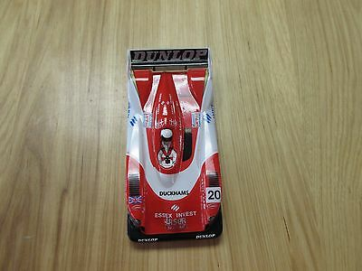 Preowned: JK Products Dunlop Slot Car ~Free Shipping 702144~
