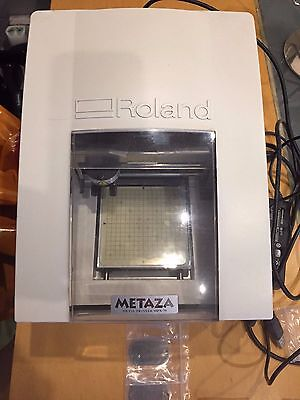 Photo Engraver Roland Metaza MPX70 Plus Blank Engraving Products