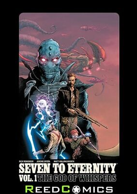 SEVEN TO ETERNITY VOLUME 1 THE GOD OF WHISPERS GRAPHIC NOVEL New Paperback