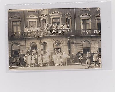 Yarmouth ? Devonia Guest House Rp Unposted Yallop Blind Stamp Yarmouth Gorleston