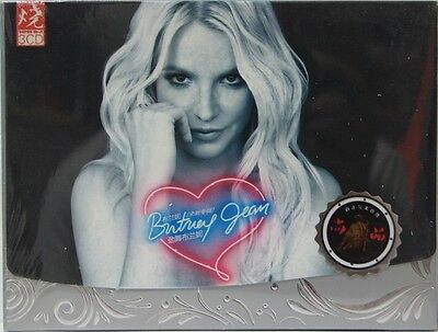 Britney Spears - Glory Britney Jean Compilation Hits 3CDs