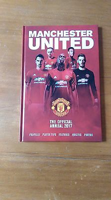Manchester United 2017 the official annual