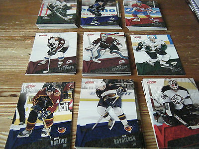 75  Upper Deck Victory  2003 - 2004   American Ice Hockey Cards All  Listed