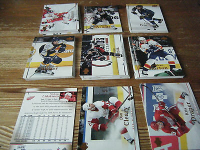 57  Upper Deck    2007 - 2008    American Ice Hockey Cards  Mint  All  Listed