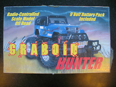 Tremors 3 Original Prop - Graboid Hunter RC Car Box Screen Used Set Dressing