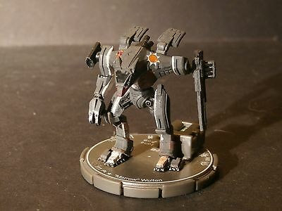 'Marrow' Wulfen Battlemech - Mechwarrior (WS-099)