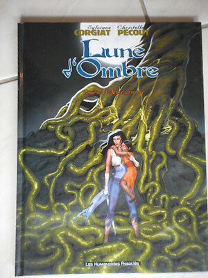 BD/ Lune  d'Ombre// Tome 4:L'Arbre carnivoore //  Comme neuf