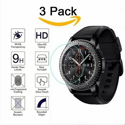 Premium Garmin Vivoactive HR 6pcs Tempered Glass HD Clear Film Screen Protectors