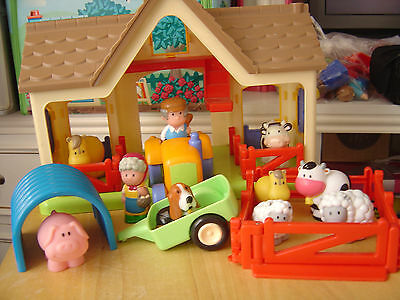 ELC Happyland Farm. Buyer to collect - CASH on pick up, please.