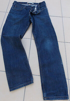 River Island Mens Jeans Slim Fit W34 L32 in Great Condition
