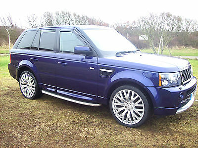 2008 Land Rover Range Rover Xclusive Cosworth Edition Px Welcome !!!!