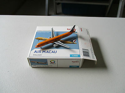 Herpa Wings   508865 Air Macau A321-231