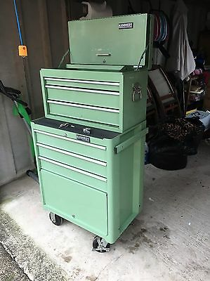 Kennedy Professional Roll Cab -Large Tool Chest