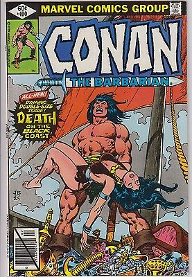 Conan the Barbarian 100 from July 1979