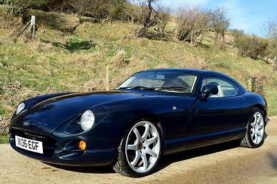 TVR Cerbera Speed Six with only 14,900 miles