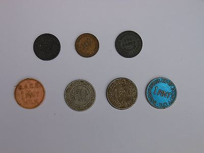 Collection of Northern Coop Tokens