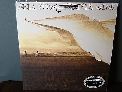 NEIL YOUNG PRAIRIE WIND [2LP] 2005 Classic Records New