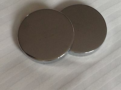 Jo Malone Home Candle Large Silver Lids X 2