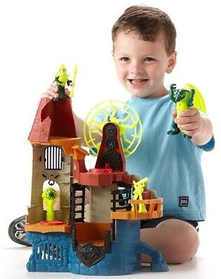 Fisher Price Imaginext Castle Wizard Tower NEW