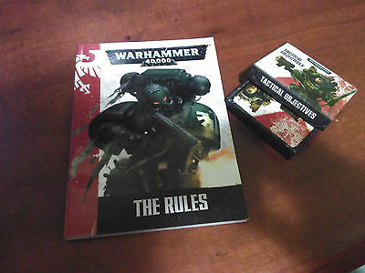 Warhammer 40k: The Rules and Tactical Objectives