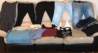Maternity Clothes Lot - Large / X-Large - 16 Items
