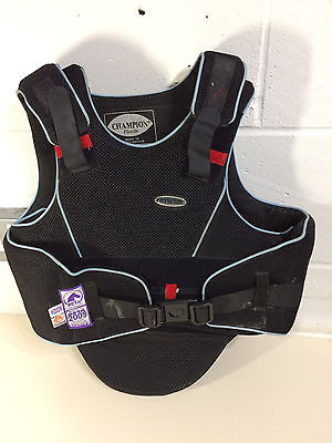 Champion Flexair Childs Body Protector Horse Riding - XL