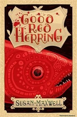 Good Red Herring Susan Maxwell Steve Simpson Paperback New Book Free UK Delivery