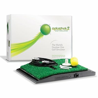 Dancin' Dogg Golf Golf Optishot2 Swing Trainers Analyzers