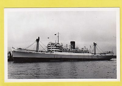 PORT HARDY 1944 ex Herefordshire cargo ship  -     Postcard