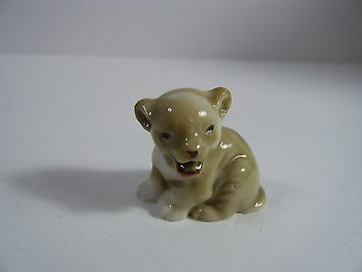 Wade 1st whimsie Lion Cub Set 8
