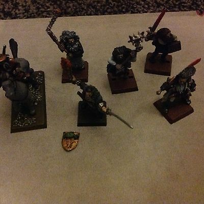 Mordheim Witch Hunters With Freelance Knight