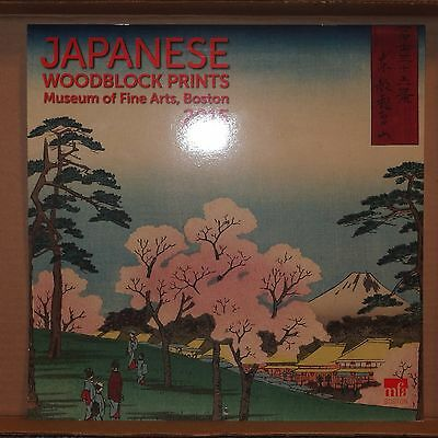 Japanese Woodblock Prints Year 2015 Calendar, lightly used