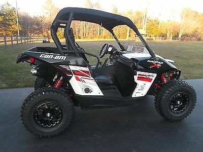 2015 Can-Am Maverick 1000R  DPS  ~ ONLY 129 MILES !!