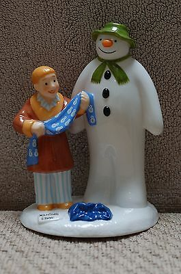 The Gift - SPECIAL EDITION - Coalport Characters - The Snowman