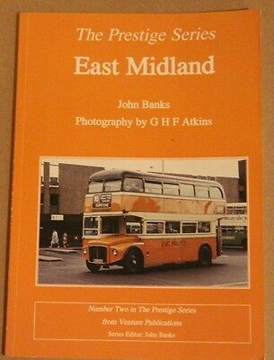 Bus/Coach Interest Prestige Series No2 East Midland By John Banks ,Paperback