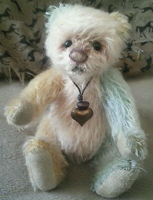 Charlie Bears Teeny mohair bear limited edition from Minimo Collection