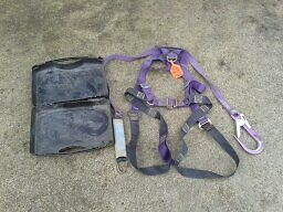 safety harness/fall arrest