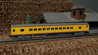 N Scale Kato Union Pacific Smooth Side Passenger Car   Lot 5447