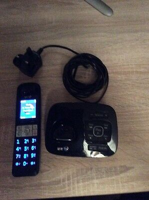 Bt8500 Single Digital Cordless Telephone Answering Machine