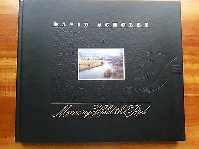Vintage  Memory Hold The Rod by David scholes