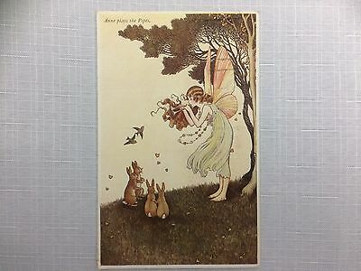 Old Postcard Elves & Fairies By I. R. Outwaite   c. 1930       B 19