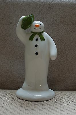 The Greeting - Coalport Characters - The Snowman