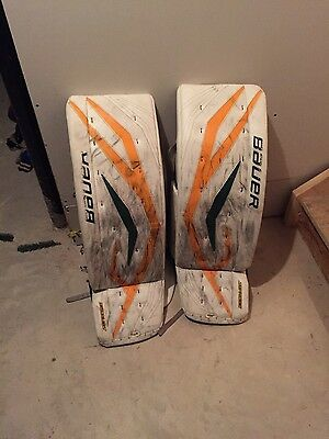 Bauer Supreme Total One 36+1 Goalie Pads