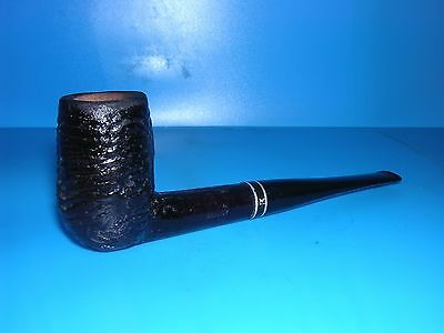 Smoking Pipe Rare Medico NOBBY Rustic Chimney Filter Estate Pipe VGC
